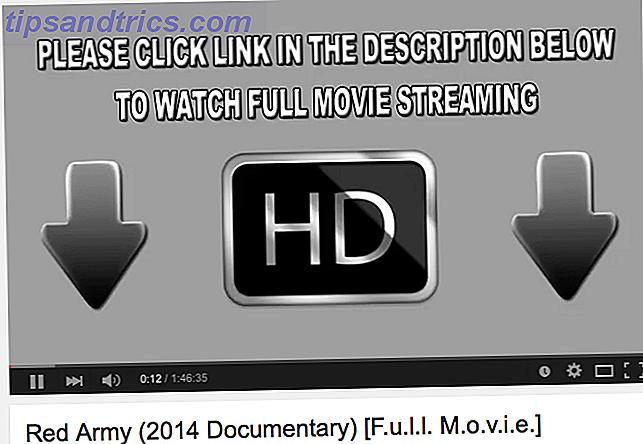 300 heures de vidéo sont téléchargées sur YouTube chaque minute, il n'est donc pas surprenant que des liens malveillants puissent être trouvés.  Voici quelques façons dont vous pourriez vous retrouver avec des logiciels malveillants à regarder des vidéos YouTube.