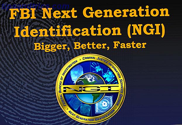 El controvertido sistema de Identificación de Próxima Generación (NGI) del FBI ha estado en los titulares después de una solicitud para eximirlo de la Ley de Privacidad.  ¿Pero qué, exactamente, está en la base de datos?