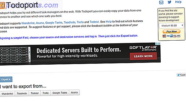 Droga, Microsoft!  Veja como exportar seu Wunderlist para Todoist, Trello ou outros gerentes de tarefas