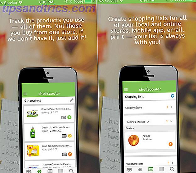 Organiser votre maison est un conseil négligé pour une vie sans stress.  Utilisez ces sept applications iPhone et Android pour rendre l'organisation à domicile plus facile et moins stressante.