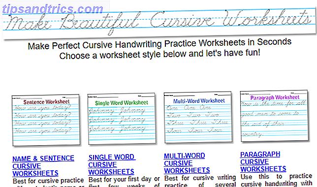 Vous n'avez pas à vous ennuyer de la pratique de l'écriture manuscrite.  Voici dix conseils et outils qui vous aideront à améliorer votre écriture et votre calligraphie en écrivant de belles phrases.
