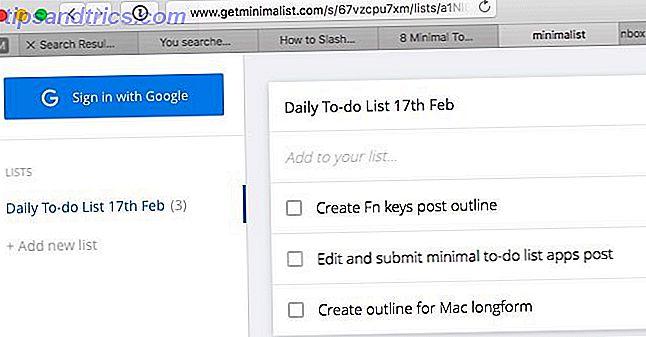 8 Super-einfache To-Do-Liste Tools, um Sie fokussiert zu halten