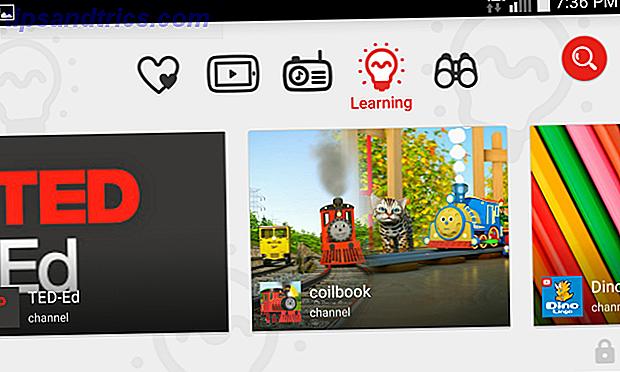YouTube Kids er en mobilapp, tilgjengelig for iOS og Android, som kuraterer utdanning og underholdning for barn og tenåringer.  Vi velger de fem beste kanalene du burde fange i dag.