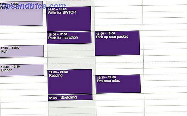 Evite el estrés de la sobre-programación con 10 consejos inteligentes de Google Calendar