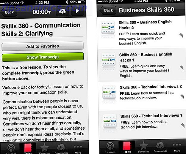 BusinessEnglishPodApp