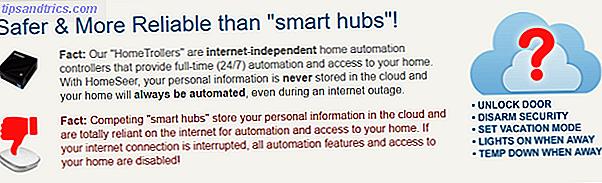 Du kan få ett smart hemnav för att styra dina smarta enheter, eller du kan få en HomeSeer Smart Controller eller HomeTroller.  Låt oss titta på några av fördelarna med att göra det.