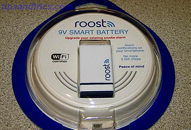 Bataille de détecteur de fumée: Roost Smart Battery contre Nest Protect