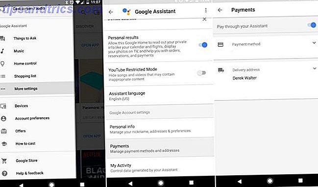 Controles de voz de Google Home: ¿el futuro de las compras domésticas?