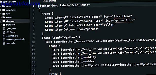 Aan de slag met OpenHAB Home Automation op Raspberry Pi