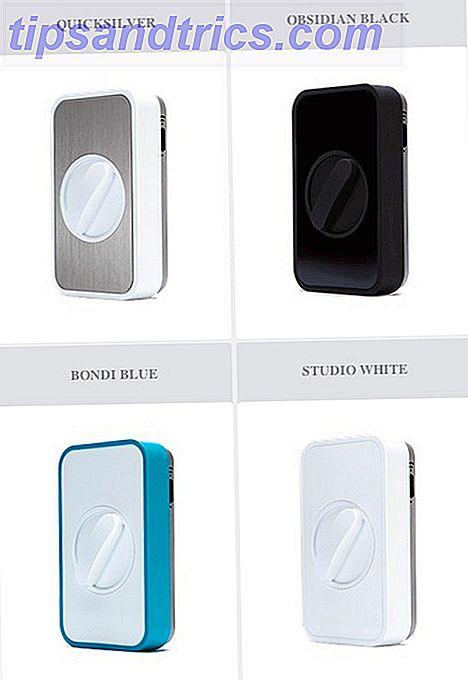 Qui ci sono 5 diversi lucchetti che puoi sbloccare con il tuo telefono.
