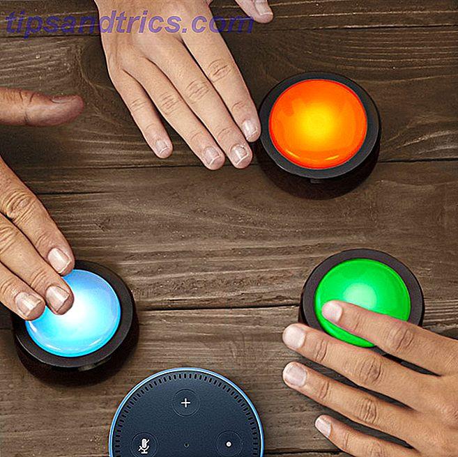 Veranstalten Sie eine Hi-Tech-Spielnacht mit Amazon Echo Buttons