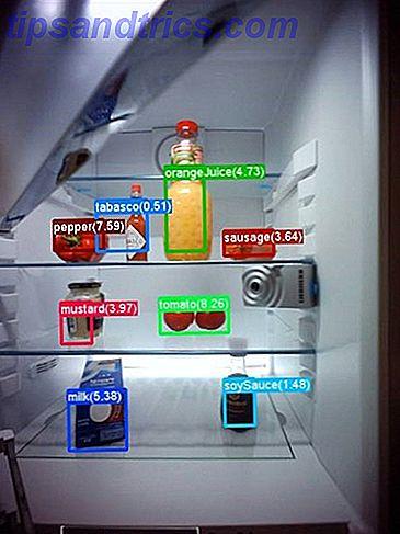 Imaginez que votre réfrigérateur puisse vous envoyer un SMS vous disant que vous n'avez plus de lait.  Semble tiré par les cheveux, mais Microsoft et Liebherr construisent un appareil de réfrigération Cortana qui fait exactement cela.