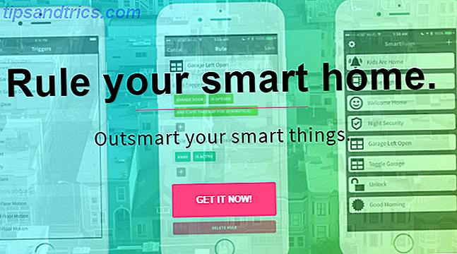 10 Tredjepartsprogram Alla SmartThings Ägare ska använda