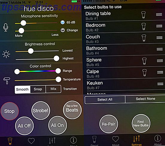 8 applications fabuleuses pour Philips Hue Lights