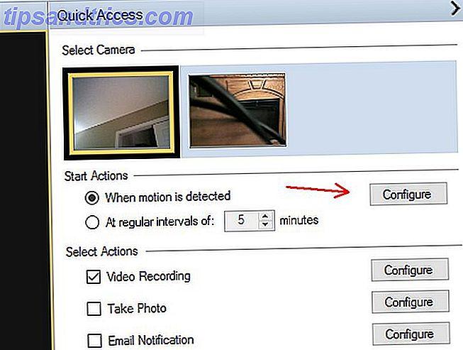 Si vous avez une caméra USB et un ordinateur, vous avez déjà tout ce dont vous avez besoin pour installer un système de détection de mouvement peu coûteux.
