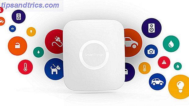 Los mejores dispositivos inteligentes compatibles con un concentrador SmartThings