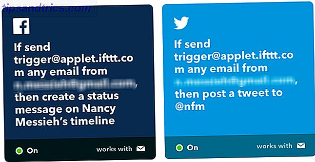 Hvis du bruger både Twitter og Facebook og regelmæssigt foretager lignende indlæg til begge sociale netværk, så vil dette email trick straks skære dit besvær i halvdelen.