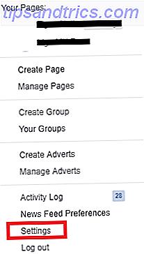 Como traduzir seu feed de notícias do Facebook