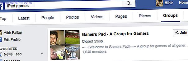 Il n'y a pas de répertoire des groupes Facebook à parcourir, donc le mieux que vous pouvez faire est de compter sur les recommandations des groupes pour vous joindre ou apprendre quelques trucs et astuces pour découvrir de nouveaux groupes.