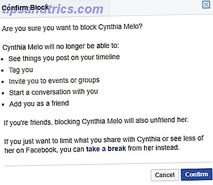 Si vous avez déjà bloqué quelqu'un sur Facebook et que vous avez changé d'avis, voici comment les débloquer.