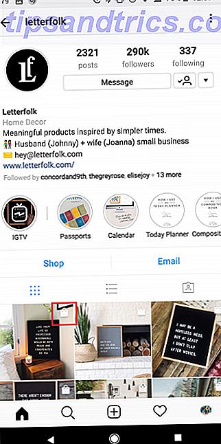 Mit Instagram kannst du Gegenstände und Produkte, die du in Instagram Posts und Instagram Stories findest, einfach kaufen.