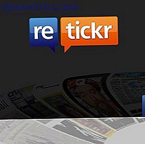 Coloque um marcador de notícias personalizado na sua área de trabalho com o Retickr [Mac]