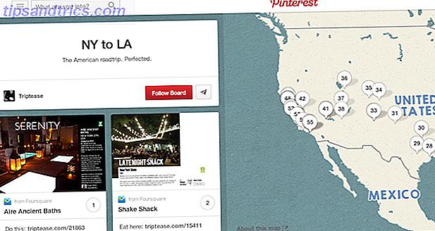 I segnaposti sono la funzione più recente di Pinterest.  È utile posizionare i luoghi su una mappa, ma c'è di più in questa funzione.  È tempo di essere creativi!