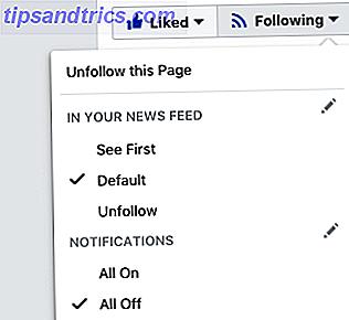 So verhindern Sie, dass Facebook-Freunde oder Seiten Ihren Feed übernehmen
