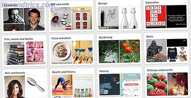 Comment pouvez-vous être sûr que vous découvrez tout le contenu incroyable qui a été généré par d'autres utilisateurs de Pinterest?  Voici sept conseils essentiels.