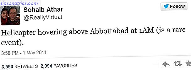 Faire l'histoire: 6 des tweets les plus importants jamais tweeté