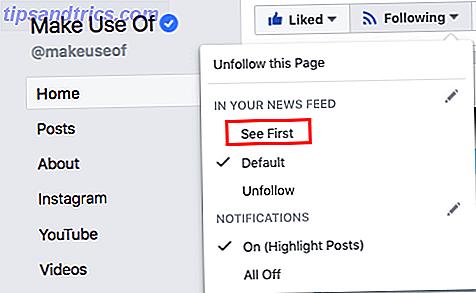 Wie man den Facebook-Nachrichten-Feed umkehrt und seine Lieblings-Seiten wieder sieht