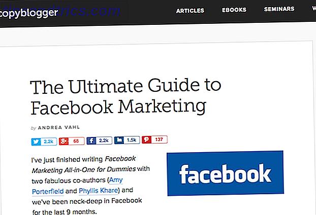 Apprenez tout sur les médias sociaux à partir de ces 4 sites Web et blogs