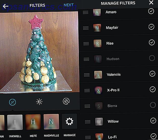 Rencontrez les cinq nouveaux filtres d'Instagram (et découvrez ce qu'ils sont les meilleurs)