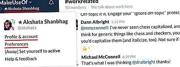 Har du inte en strategi för att hantera Slack?  Det är dags att du har en.  Du kan inte låta Slack göra allt arbete för dig.  Försök med dessa tips för att effektivt utnyttja Slack.