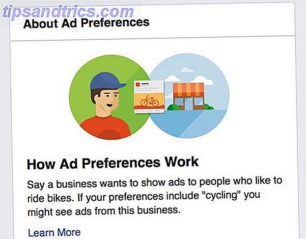 Passen Sie Ihre Facebook-Anzeigen so an, dass nur Werbung angezeigt wird, die Sie sehen möchten.  Sie können auch nur diejenigen sehen, die Sie hilfreich finden!