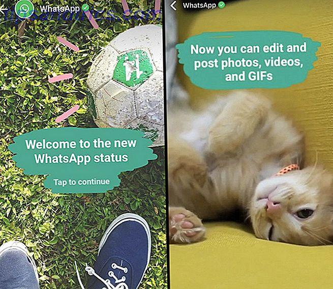 6 nouvelles fonctionnalités WhatsApp que vous devez savoir: état, recherche GIF, et plus