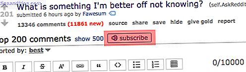 10 razões pelas quais você precisa do Reddit Enhancement