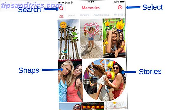 Alles wat u moet weten over het gebruik van Snapchat Memories