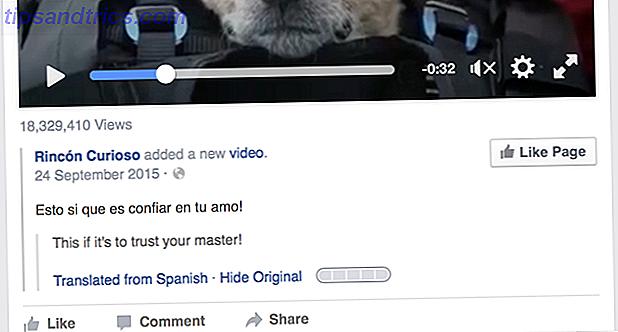 Wie man in mehreren Sprachen auf Facebook bekannt gibt