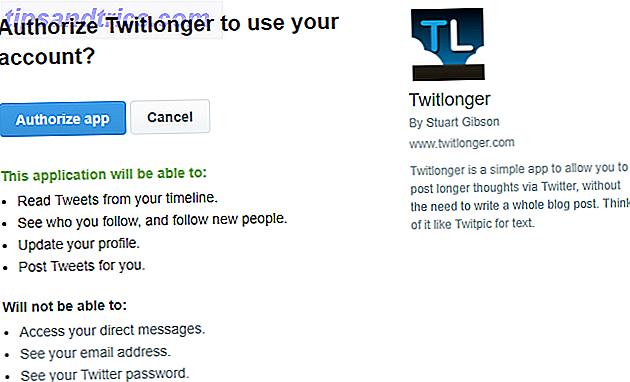 6 outils qui vous permettent d'écrire des tweets Twitter plus longs