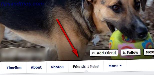 Comment masquer votre liste d'amis Facebook