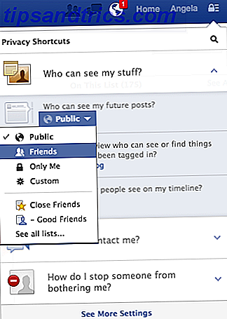 Facebook Post Privacy