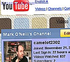 Como personalizar sua página de perfil do YouTube