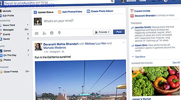 Twitter und Instagram folgen nun Facebook mit algorithmischen Zeitlinien.  Sehen Sie, was diese Änderung für Sie bedeutet, warum Sie sie deaktivieren möchten und wie Sie zur alten Ansicht zurückkehren.