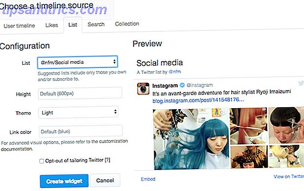 Ci sono molti vantaggi nel trasformare un elenco di Twitter in un feed RSS, ma il processo può essere complicato.  Ecco un metodo semplice ma efficace.