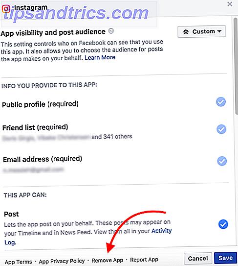 Comment déconnecter votre compte Instagram de Facebook