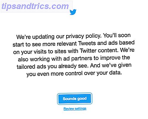 Twitter a récemment présenté une politique de confidentialité mise à jour.  Que signifie la mise à jour et que devez-vous faire à ce propos?  Voici ce que vous devez savoir.