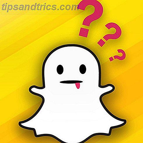 A última moda entre os adultos do futuro é o serviço secreto de compartilhamento de fotos Snapchat.  Por que eles amam isso?