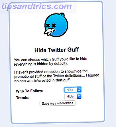 Come nascondere gli argomenti di tendenza su Twitter e Facebook