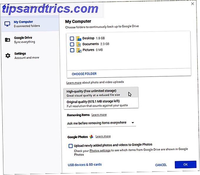 De Google Drive Desktop-app wordt afgesloten in maart 2018